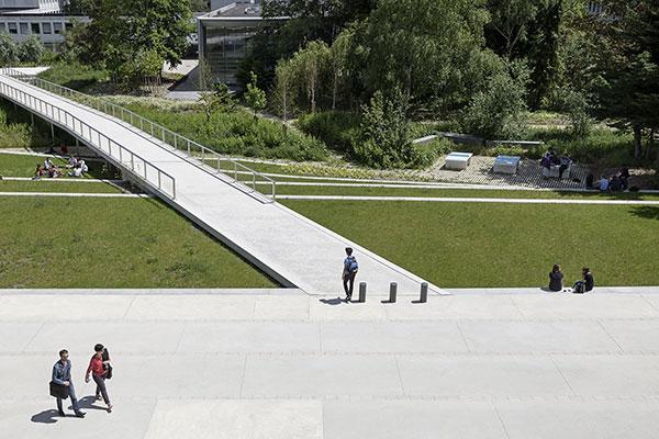 Le Jardin Argenté à Gif-sur-Yvette