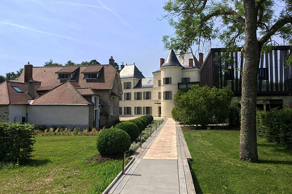 Domaine de la Voisine Pernod Ricard University à Clairefontaine en Yvellines