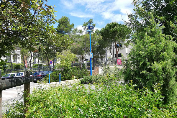 Quartier Via Domitia-Olivette